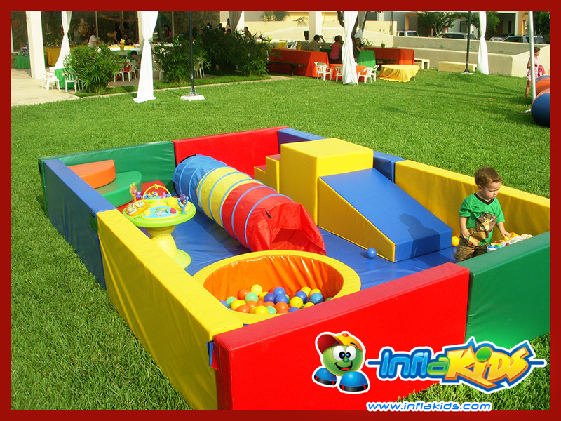 Inflakids for Gimnasio 6 meses